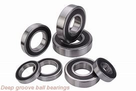 85 mm x 130 mm x 22 mm  skf 6017-Z Deep groove ball bearings