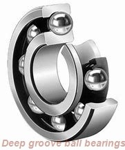 160 mm x 240 mm x 38 mm  skf 6032-RS1 Deep groove ball bearings