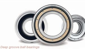 12.7 mm x 33.338 mm x 9.525 mm  skf RLS 4 Deep groove ball bearings