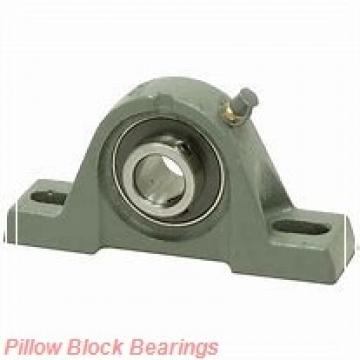 skf SSAFS 22522 x 4 T SAF and SAW pillow blocks with bearings on an adapter sleeve