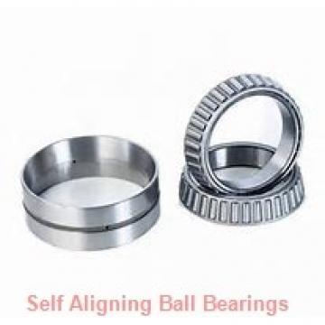 17 mm x 47 mm x 19 mm  skf 2303 E-2RS1TN9 Self-aligning ball bearings