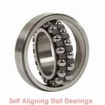 30 mm x 72 mm x 23 mm  skf 2207 E-2RS1KTN9 + H 307 E Self-aligning ball bearings