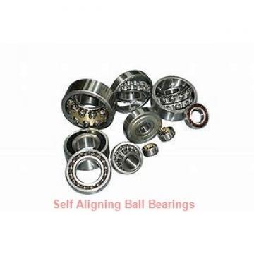 35 mm x 72 mm x 23 mm  skf 2207 ETN9 Self-aligning ball bearings