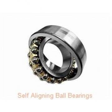 25 mm x 72 mm x 27 mm  skf 2306 K + H 2306 Self-aligning ball bearings