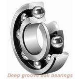 25 mm x 32 mm x 4 mm  skf W 61705 R Deep groove ball bearings