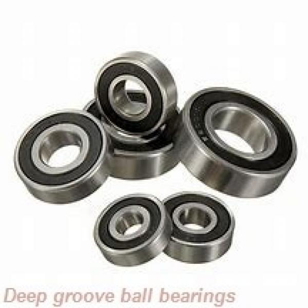95 mm x 130 mm x 18 mm  skf 61919-2RS1 Deep groove ball bearings #1 image