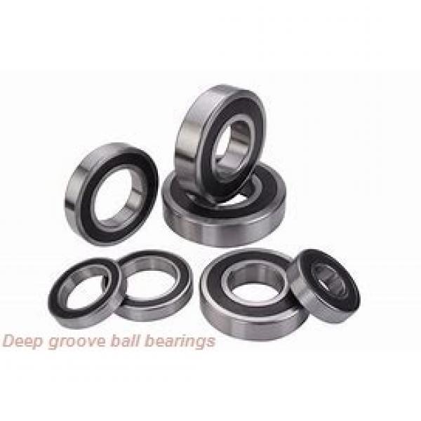 60 mm x 130 mm x 31 mm  skf 312-ZNR Deep groove ball bearings #1 image