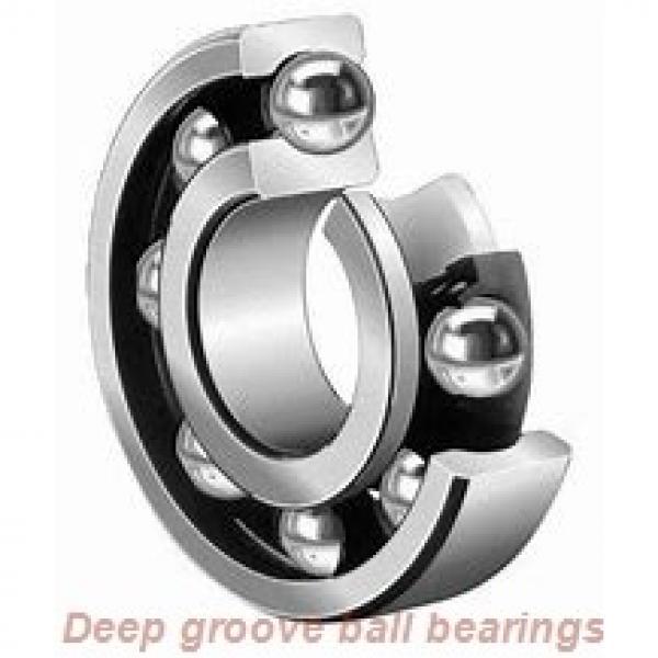 28.575 mm x 63.5 mm x 15.875 mm  skf RLS 9 Deep groove ball bearings #1 image